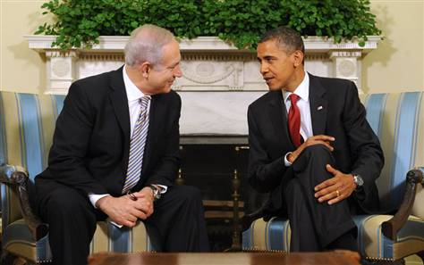 A Limerick on U.S – Israel relations.