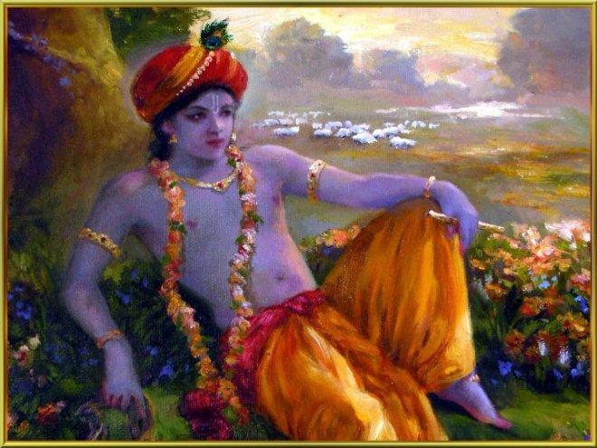 krishna-death