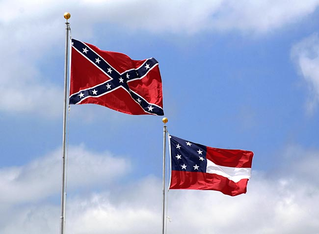 The Confederate flag. Hate – or History? A Limerick.