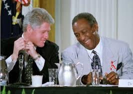 Bill Clinton, Bill Cosby, birds of a feather. ALimerick.