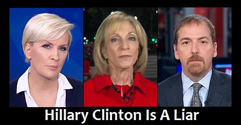 05-26-16_Hillary_Clinton_is_a_Liar_Mika_Brzezinski_Andrea_Mitchell_Chuck_Todd