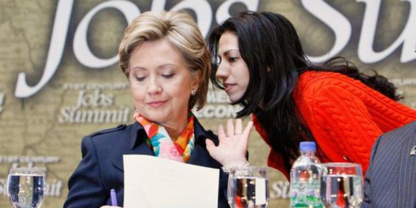 The Hillary – Huma connection. ALimerick