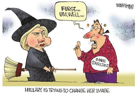 The wicked witch of Chappaqua  A Limerick  – Len Bilén's blog, a