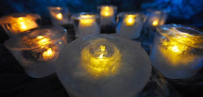 State College broke the record for ice luminaries! ALimerick.