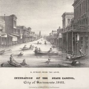 k_street_inundation_of_the_state_capitol_city_of_sacramento_1862