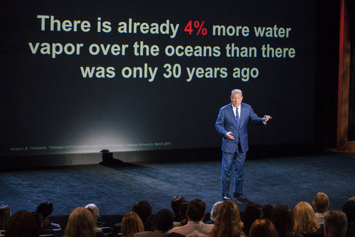 Sea levels rising? Not so fast, Mr. Gore (and Mr. Obama!)