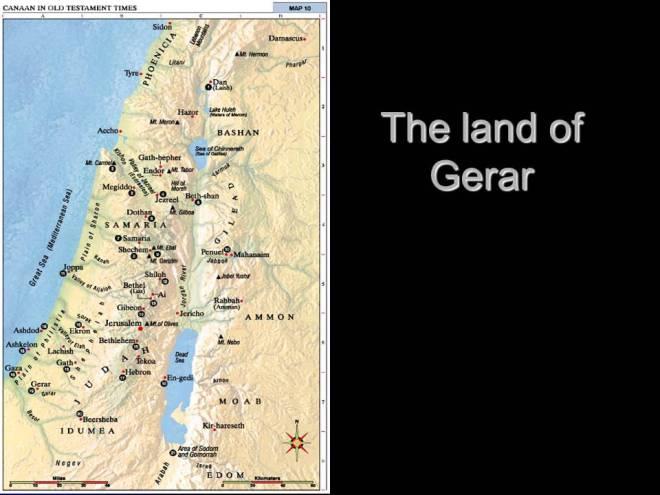 Isaac And Rebekah Genesis 26, Isaac and ...