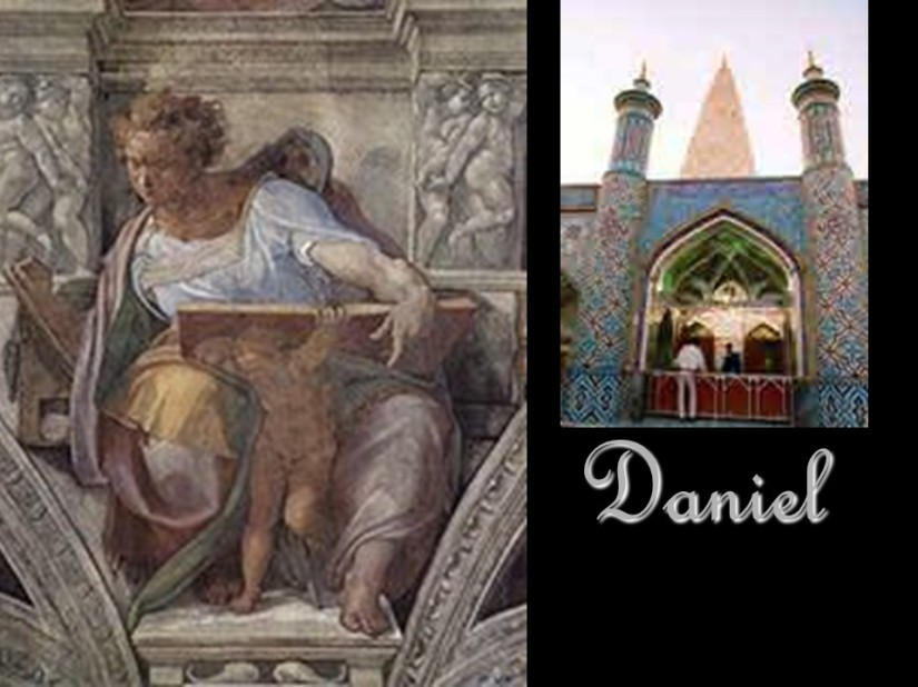 Daniel 11, the great prophesy.