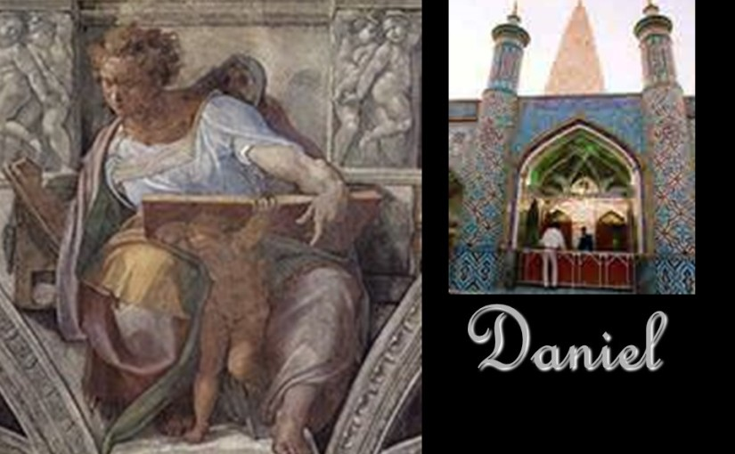 "Daniel 1, the early years, new names, ""the Daniel diet"""