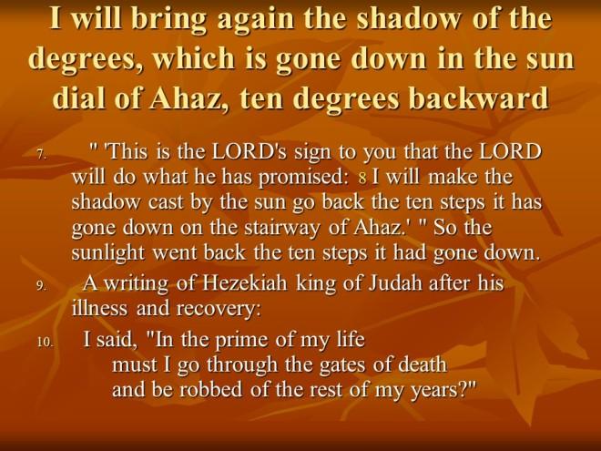 Hezekiah 38