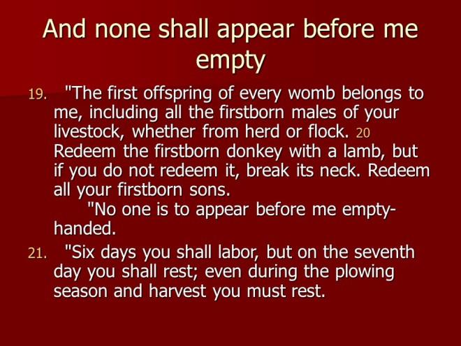 Exodus34