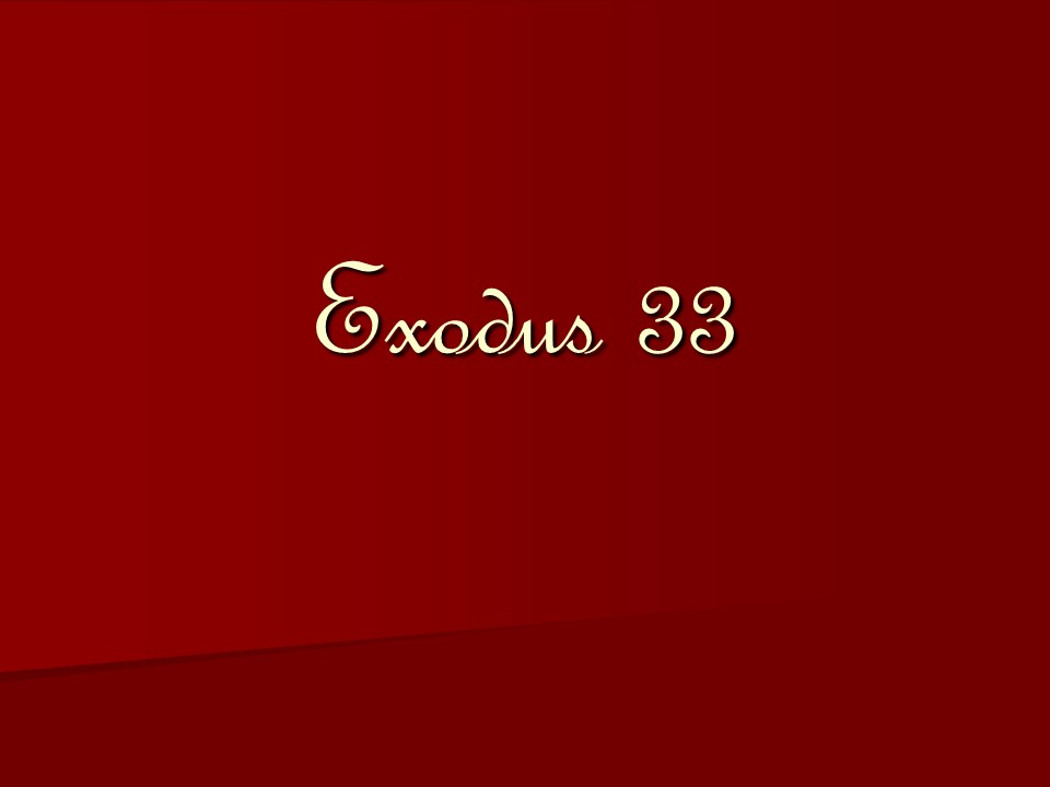 Exodus 33 the Tent of Meeting the Glory of the LORD.  sc 1 st  Len Bilénu0027s blog a blog about faith politics and the environment. & Exodus 33 the Tent of Meeting the Glory of the LORD. u2013 Len ...