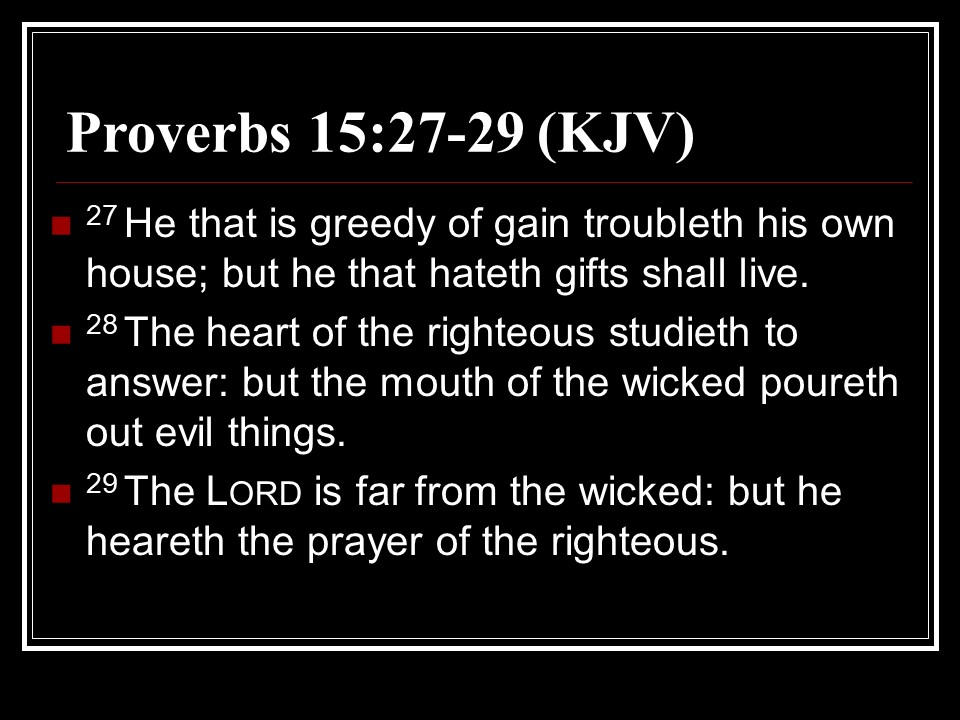 1 Timothy 6, Honor Masters, Error and Greed, The Good
