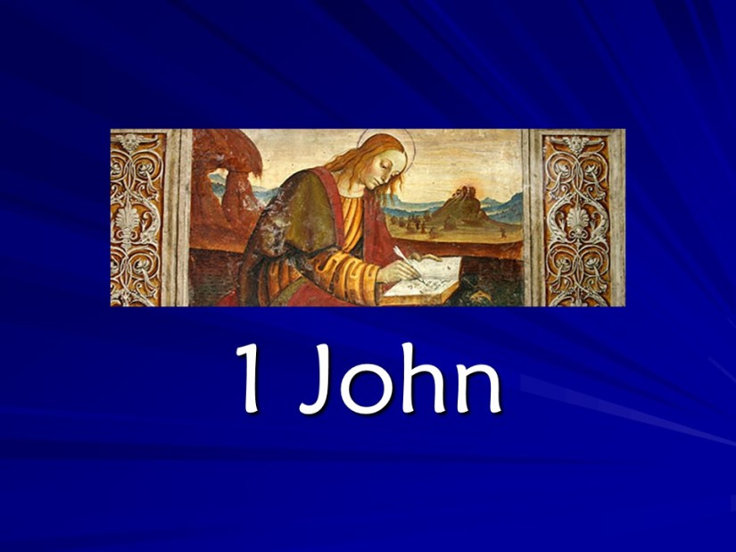 1 John 2, The Test of Knowing Him, Their Spiritual State, Do Not Love the World, Last Hour's Deception, Let the Truth Abide in You, Children of God.