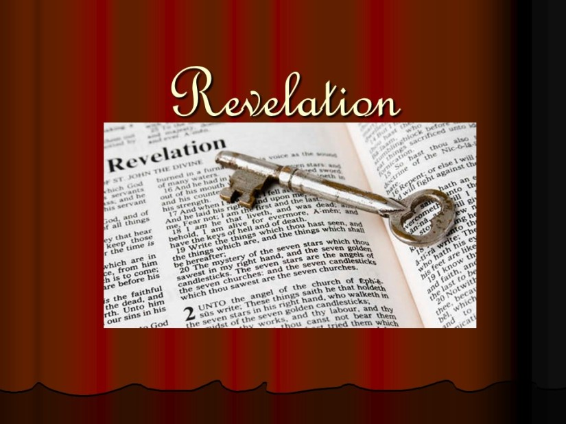 Revelation 1, Introduction, Benediction, Greeting the Seven Churches, Vision of the Son of Man.