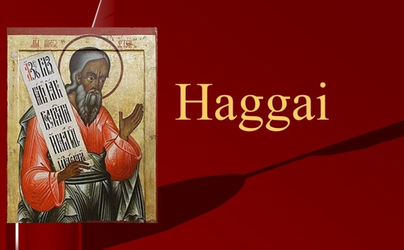 Haggai 2, The Coming Glory of God's House, The People are Defiled, Promised Blessing, Zerubbabel Chosen as a Signet.