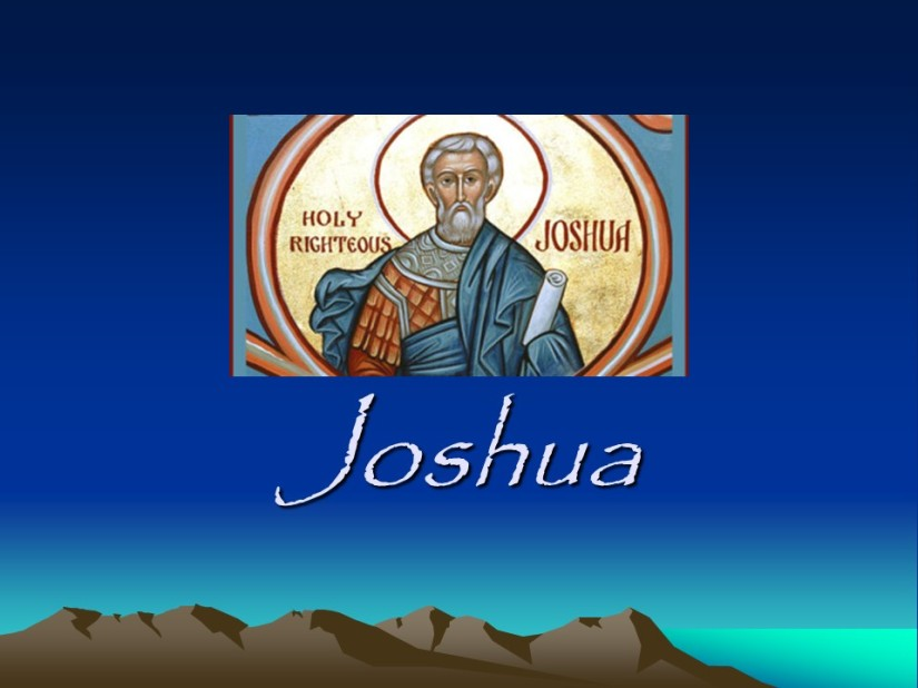 Joshua 8, The Fall of Ai, Joshua Renews the Covenant.