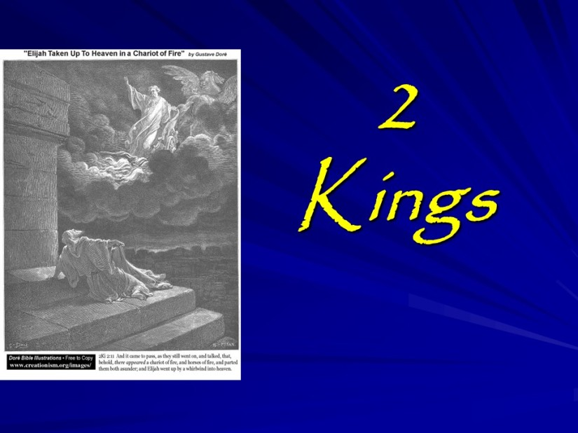 2 Kings 18, Hezekiah Reigns in Israel, Sennacherib boasts against the LORD.