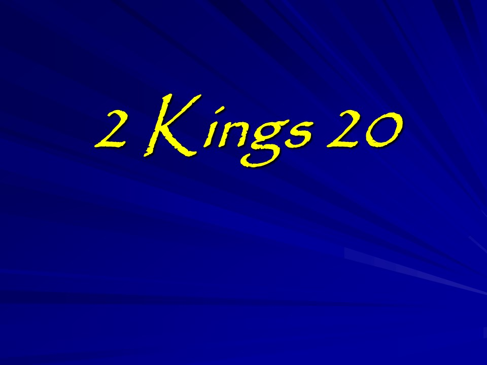 2 Kings 20, Hezekiah's Life Extended, The Babylonian Envoys