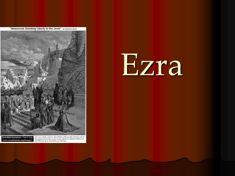 Ezra 10, Confession of Improper Marriages, Pagan Wives Put Away.