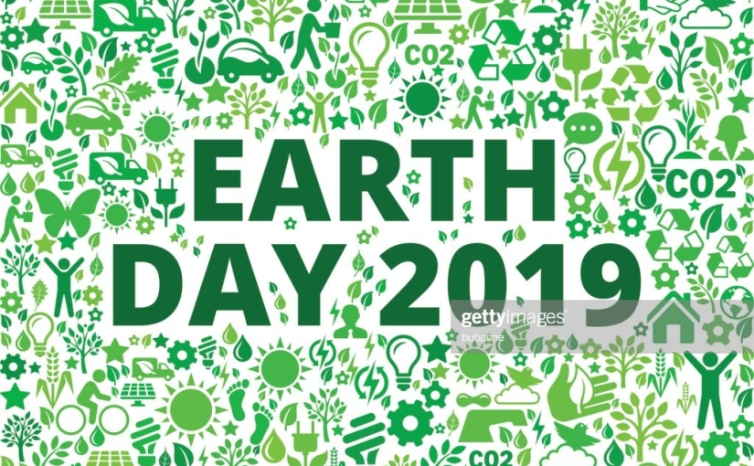 Earth day 2019, a Limerick and some thoughts on why we need more CO2