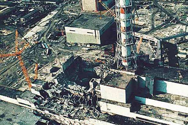 Image result for the chernobyl disaster