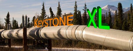 Biden stops Keystone XL construction at great environmental cost.